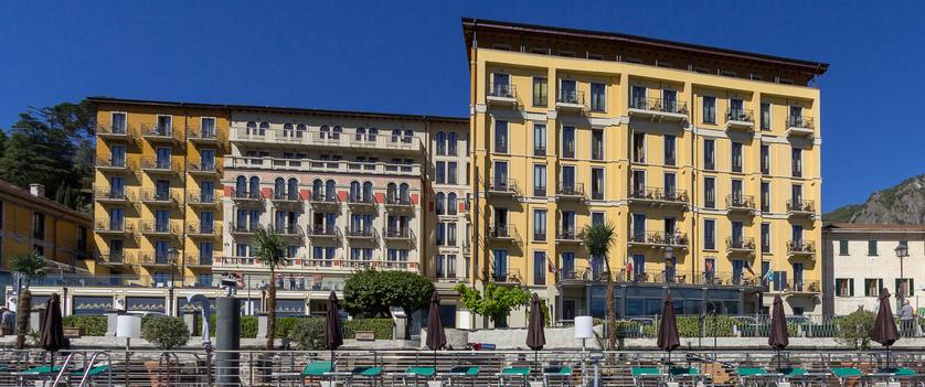 Hotel Britannia Excelsior, Cadenabbia, Lake Como, Italy - Exterior.jpg